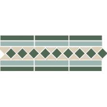 Бордюр керамический Border BELFAST 2 Strip Stand. (13+16+18) 42х14,5 см