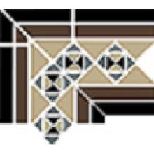 Угол керамический Corner PARIS Stand.(Tr.1/2 01, Tr.1/4 11+14+16, Strip 14+29) 19х26х17,3 см