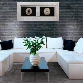 Коллекция Porcelanicos HDC Brick в интерьере