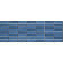 Декор Colourline Blue Mosaico MLET 22*66.2