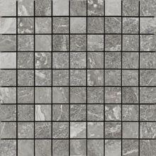 Мозаика R4ZR Bistrot Mosaico Crux Grey Soft 30x30