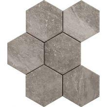 Плитка R4TE Bistrot Crux Grey 21*18.2