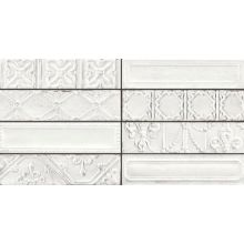 Декор R12C Eden Tin Bianco 7*28