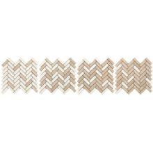 Мозаика R06A Terracruda Mosaico Degrade Sabbia/Luce 33.2*128.8