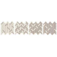 Мозаика R060 Terracruda Mosaico Degrade Calce/Luce 33.2*128.8