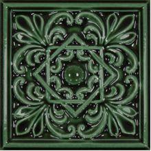 Керамическая плитка 15X15 CLASSIC 1 ESMERALDA (CRAQUELE)