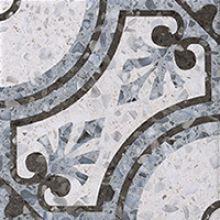 Керамическая плитка LA FENICE BLU 20X20