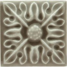 ДЕКОР ADST4062 TACO RELIEVE FLOR N?2 SILVER SANDS 3x3