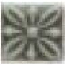 ДЕКОР ADST4063 TACO RELIEVE FLOR N2 EUCALYPTUS 3x3