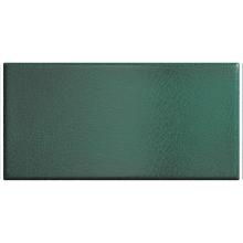 Плитка керамическая настенная 25033 CRACKLE Esmarald Green 7,5x15 см
