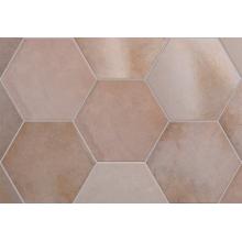 Плитка керамическая напольная 24957 HERITAGE HEXAGONO Rose 17,5х20 см