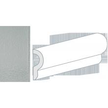 Бордюр керамический настенный 25044 CRACKLE LONDON Smokey Blue 5x15 см