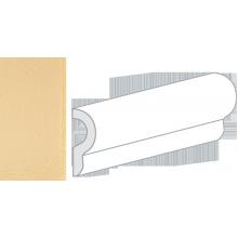 Бордюр керамический настенный 25048 CRACKLE LONDON Caramel 5x15 см