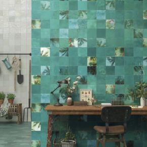 Коллекция Carmen Ceramic Art Souk в интерьере