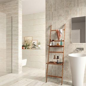Коллекция Naxos Ceramica  Flair в интерьере