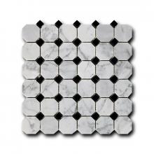 Bianco Carrara + Nero Marquina