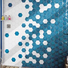 Коллекция Equipe Ceramicas Umbrella в интерьере