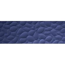 Leaf Deep Blue matt