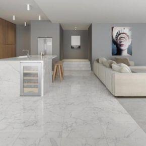Коллекция Kerranova Marble Trend в интерьере