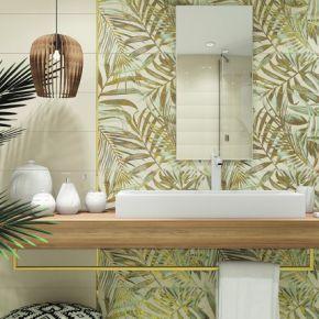 Коллекция Altacera Palm в интерьере