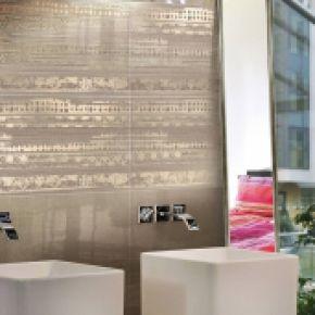 Коллекция Brennero Ceramiche Concrete в интерьере