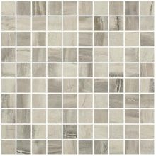 Мозаика FOSSIL WOOD WHITE 33,3*33,3