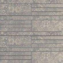 Walk Вставка 41301 Grigio/Silver mosaic 33.3x33.3