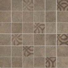 Walk Вставка 41321 Fango mosaic 33.3x33.3