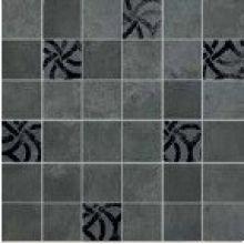 Walk Вставка 41323 Antracite mosaic 33.3x33.3
