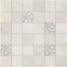 Walk Вставка 41325 Bianco mosaic 33.3x33.3