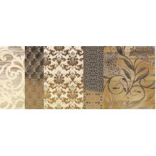 Shine Batik Oro Dec. B 24x59