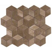 Декор Delux Bronze Tessere Rombi 26х28