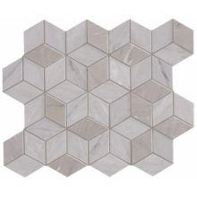 Декор Delux Grey Tessere Rombi 26х28