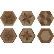 Gea Декор Esagona Colori Caldi 40,9 x 47,2