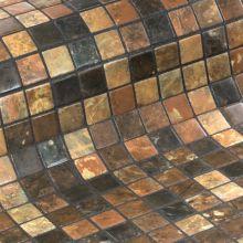 Мозаика Zen Riverstone 31.3x49.5