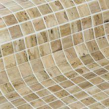 Мозаика Zen Travertino 31.3x49.5