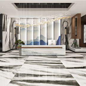 Коллекция ITC Carrara в интерьере