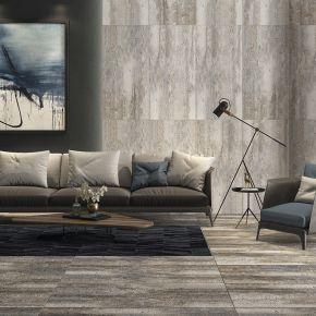 Коллекция Decovita Cement в интерьере