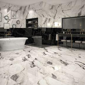 Коллекция Decovita Marble в интерьере