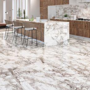 Коллекция Qua Granite Creme в интерьере