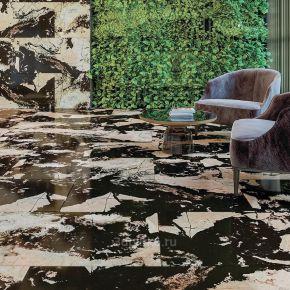 Коллекция Qua Granite Fenomen в интерьере