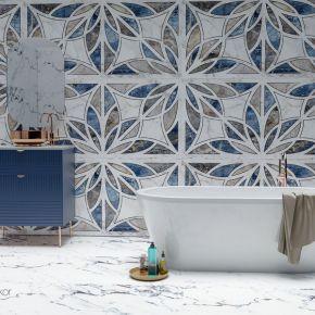 Коллекция Qua Granite Floreale в интерьере