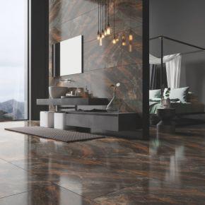 Коллекция Qua Granite Imperial в интерьере