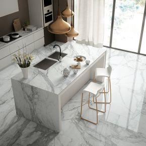 Коллекция Qua Granite Krystal в интерьере