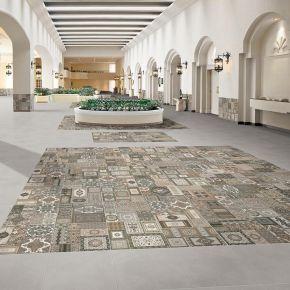 Коллекция Realonda Ceramica Tapis в интерьере