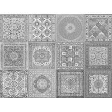 Плитка Kilim Black Natural 59,55х59,55,