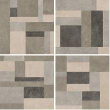 Керамическая плитка DECORADO BERLIN 75x75 LAPADO