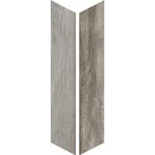 Керамическая плитка VNTG CENDRE CHEVRON 7,5x40,7