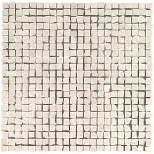 Marvel Clauzetto White Tumbled Mosaic