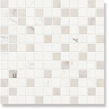 СД154 Декор ASCOT GLAMOURWALL GMCX10 CALACATA MIX  30*30 мозаика 2,5*2,5